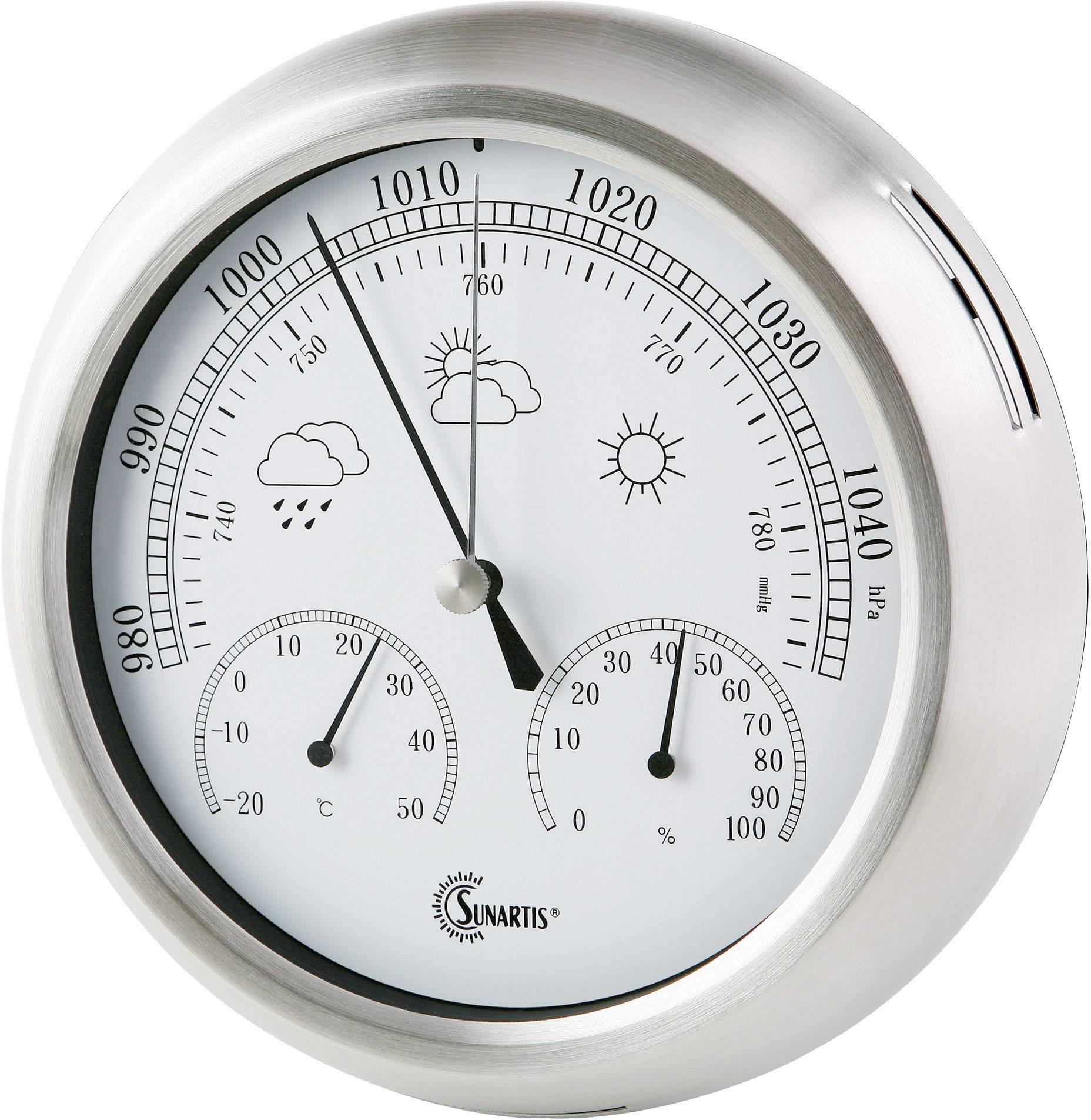 Analógová meteorologická stanica THB367