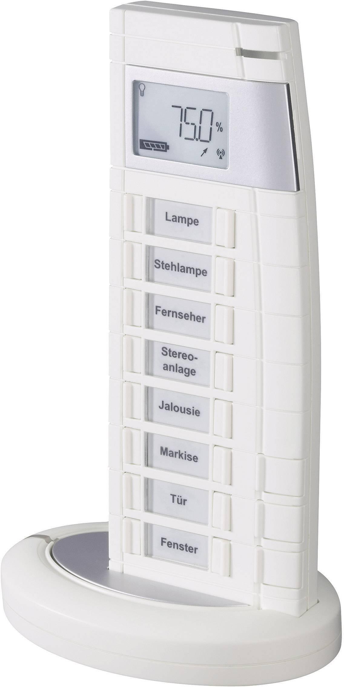 Diaľkové ovládanie HomeMatic s 19 tlačidlami