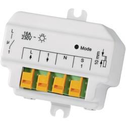 Bezdrôtový spínač pod omietku Homematic HM-LC-SW1-FM 76793 1-kanálový , 3680 W