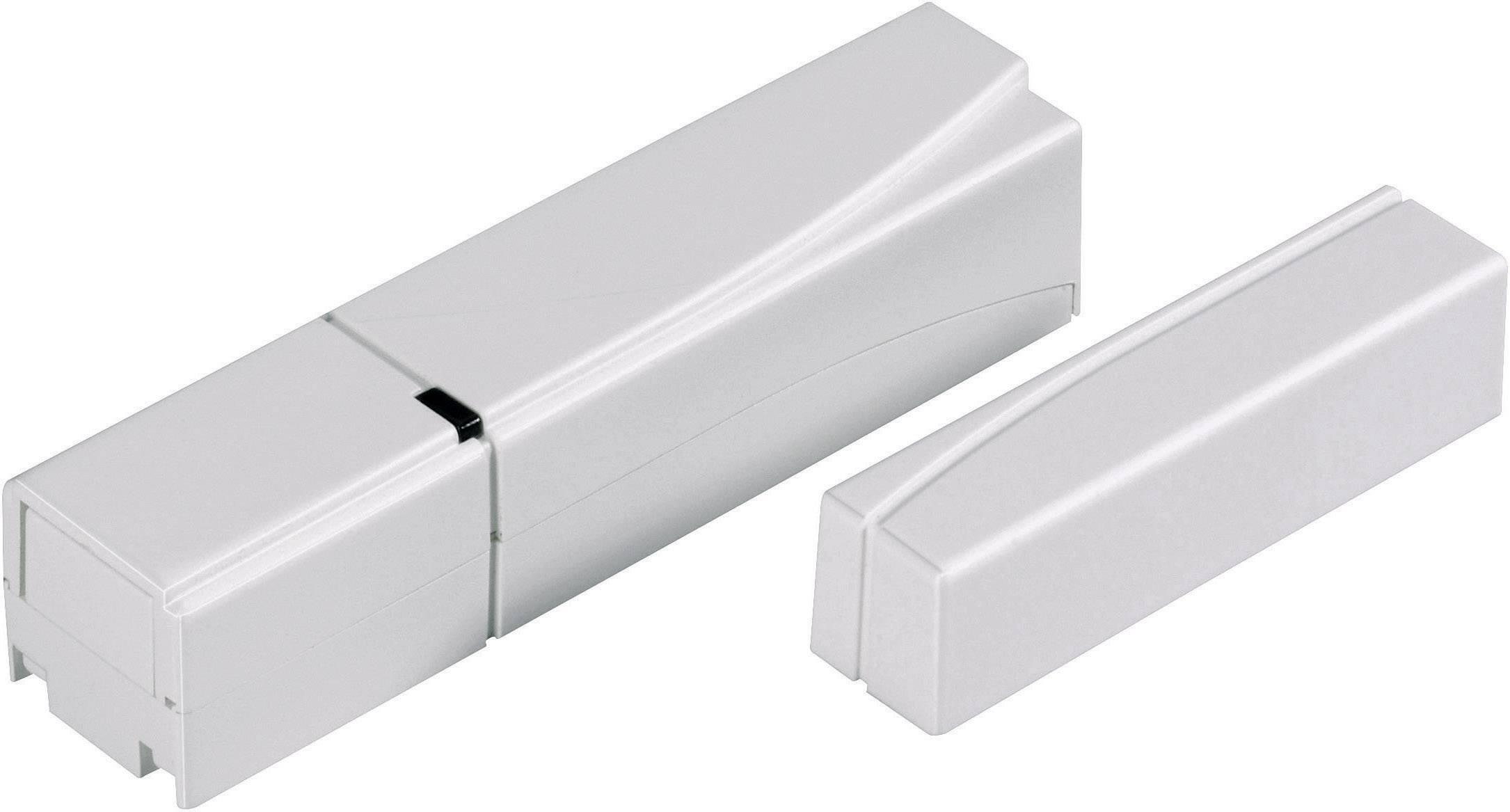 Bezdrôtový dverový, okenný kontakt HomeMatic 131775C0 max. dosah 100 m