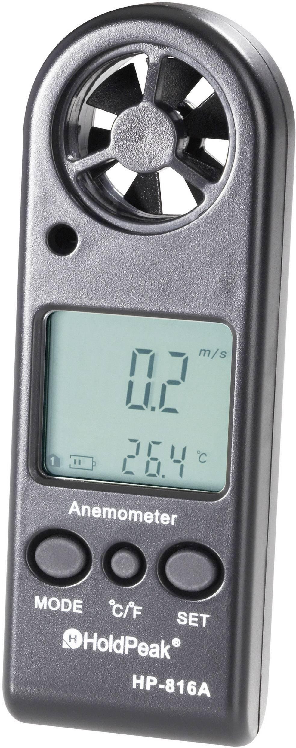 Anemometer - merač rýchlosti vetra MR 330