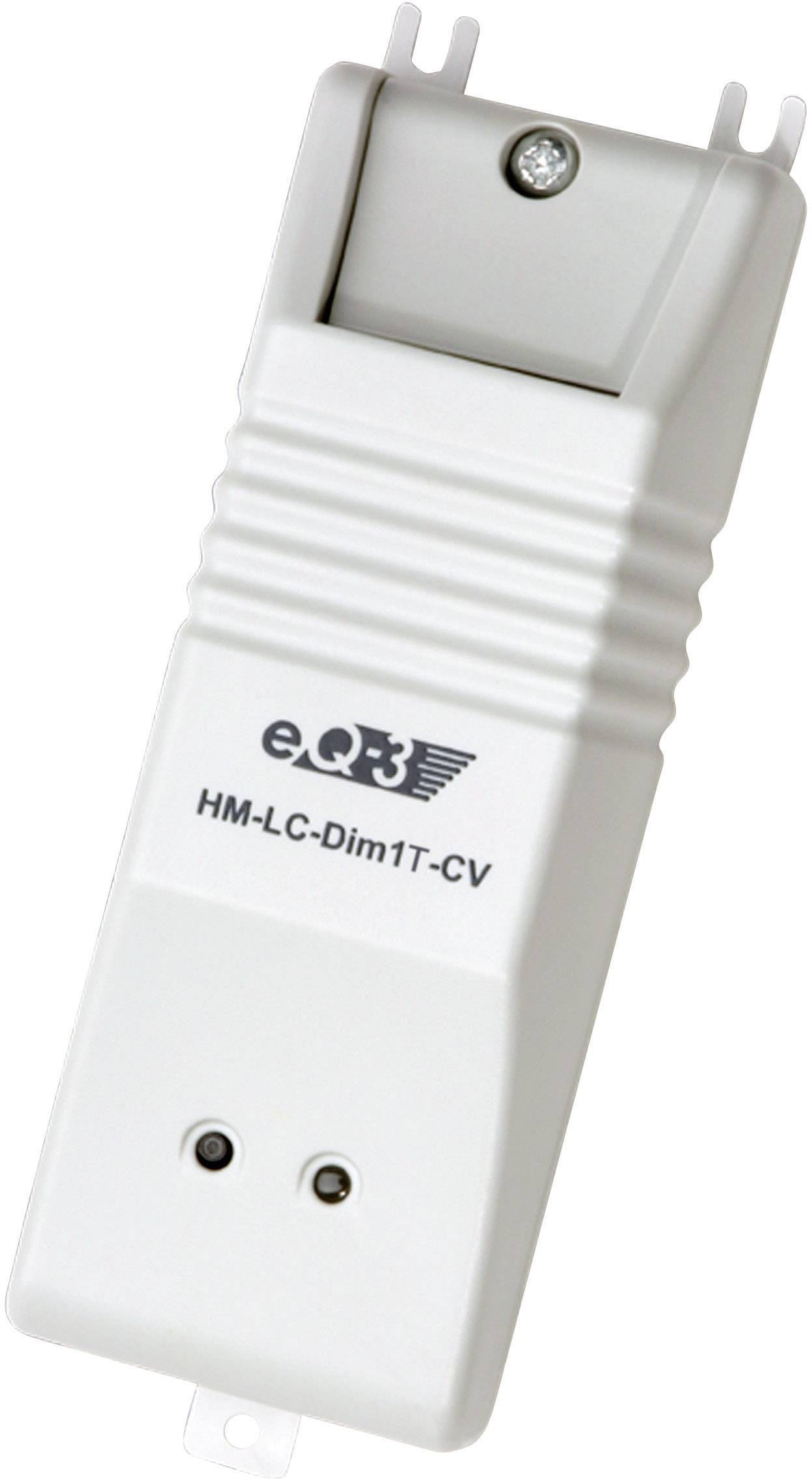 Bezdrátový fázový stmívač do podhledu HomeMatic, 85974, 1kanálový, 400 W