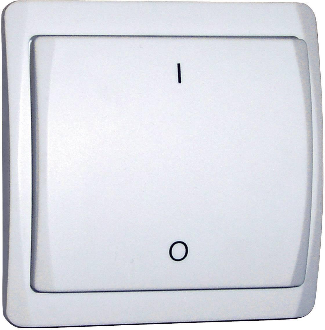 Bezdrôtový nástenný vysielač RSLT1, 1 kanál