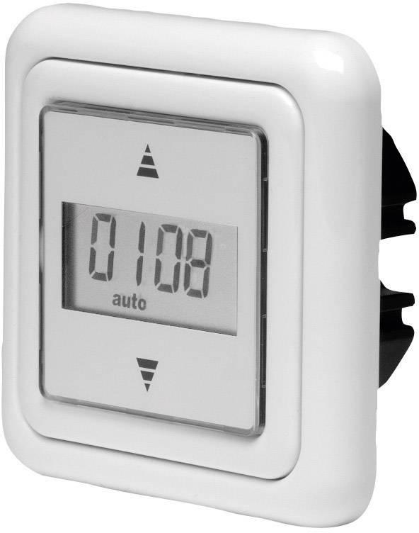 Ovládání rolet s denním časovačem Kaiser Nienhaus Tastor Mercado SD 320060