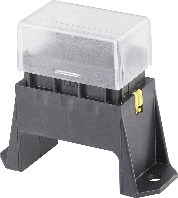 Držák pro ploché autopojistky, 3650221, SD-4