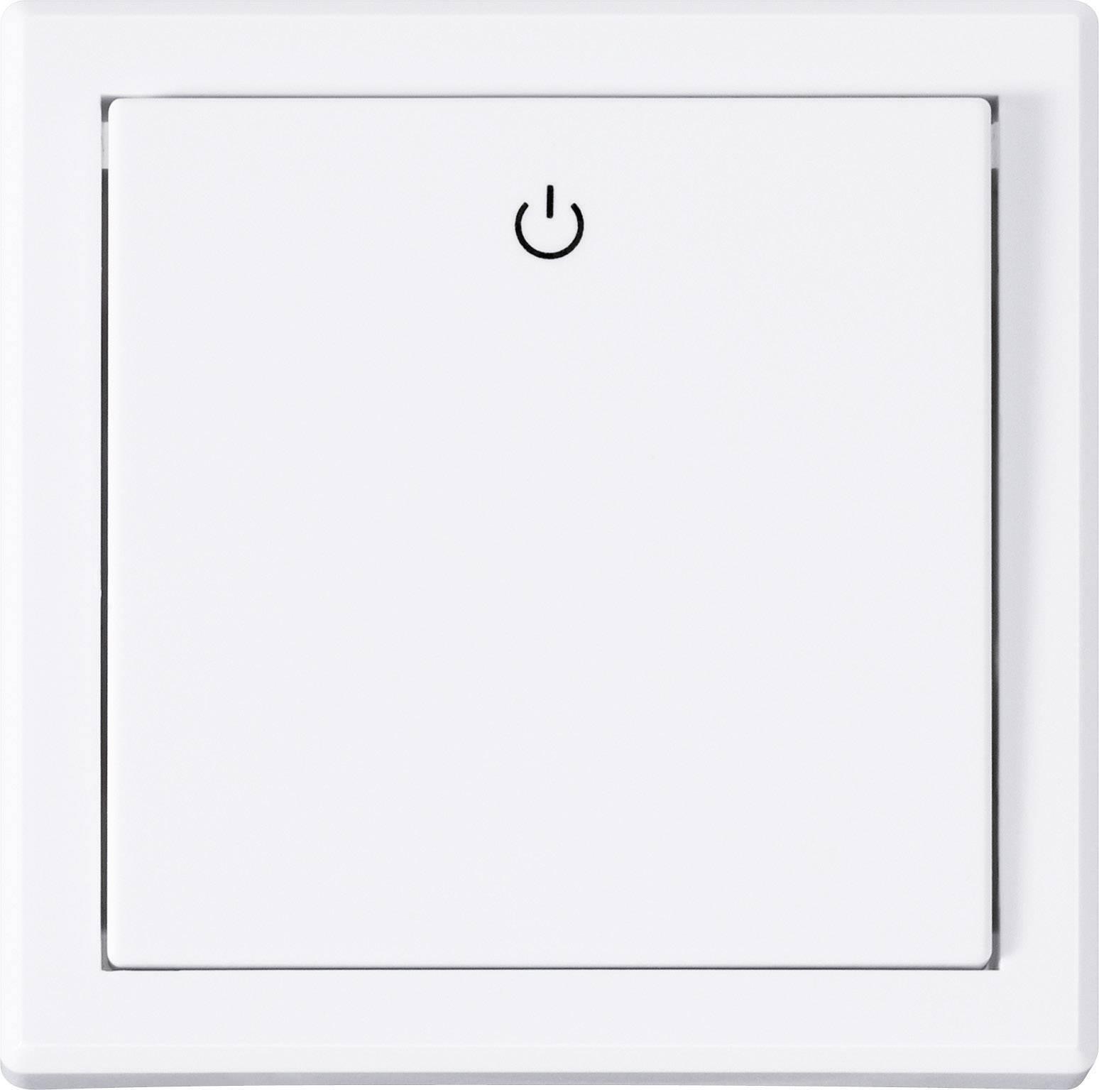 Bezdrôtový zabudovateľný tlačtkový spínač RSLW2