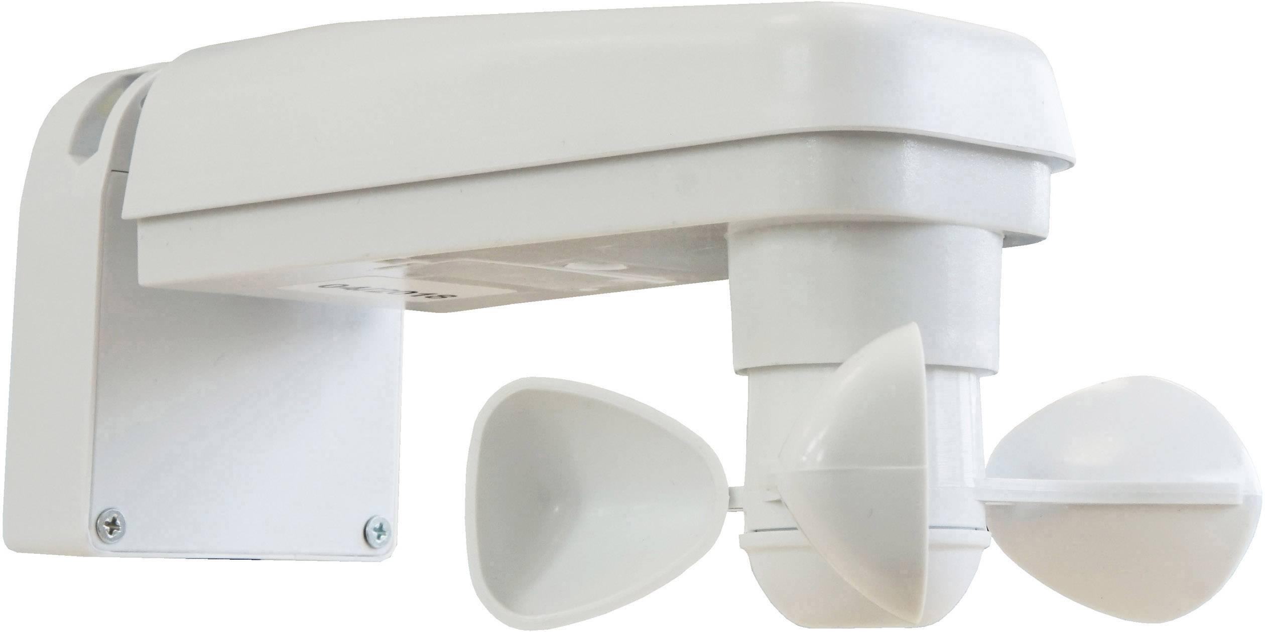 Spínacie relé so senzorom vetra Kaiser Nienhaus Wind 336100 na DIN lištu
