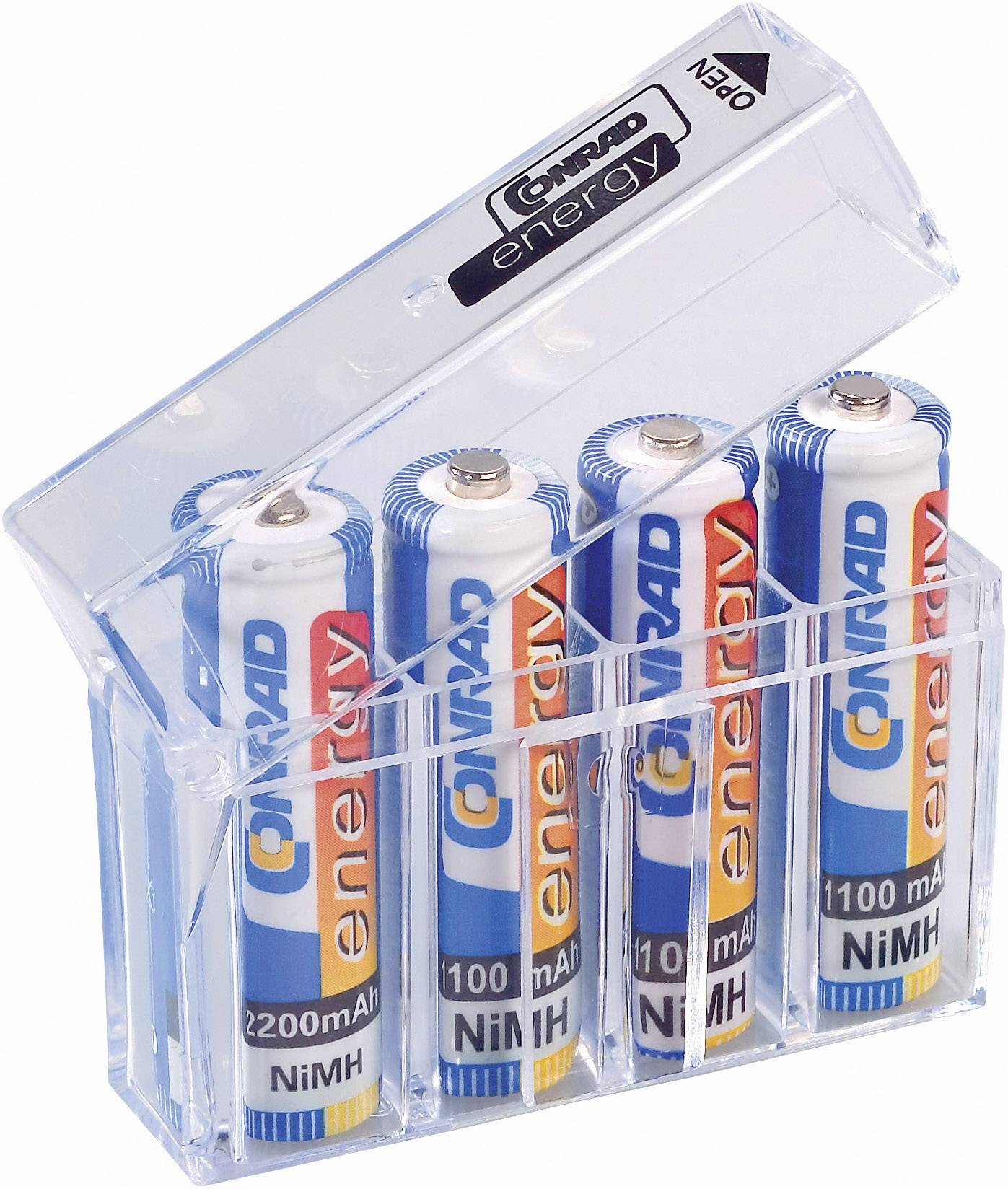 Příslušenství baterií a akumulátorů