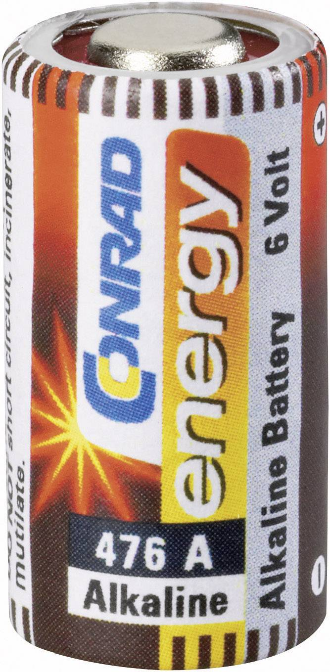 Conrad Energy vysoko napäťové špeciálne batérie 476A