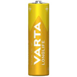 Batéria VARTA Longlife Extra, 4 ks, AA, 1,5 V