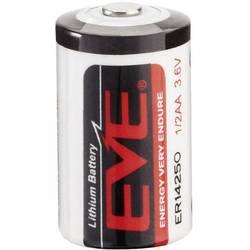 Lithiová batéria EVE, 1/2 AA, kapacita 1200 mAh