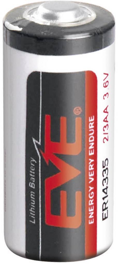Špeciálny typ batérie 2/3 AA lítium, EVE ER14335, 1650 mAh, 3.6 V, 1 ks