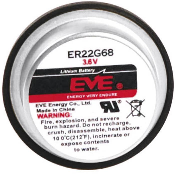 Špeciálny typ batérie ER22G68 lítium, EVE ER22G68, 400 mAh, 3.6 V, 1 ks