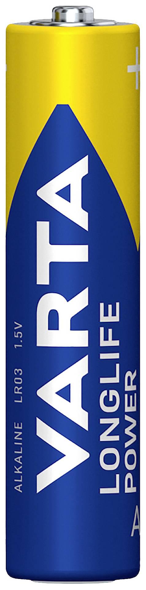 Batéria VARTA High Energy 4 ks,AAA, 1,5 V