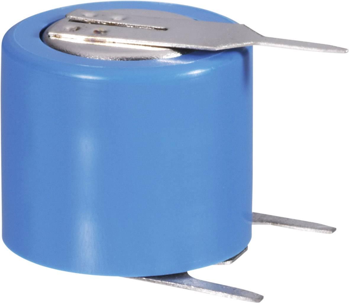 Knoflíková baterie s pájecími kontakty Varta CR 1/3 N SLF, lithium