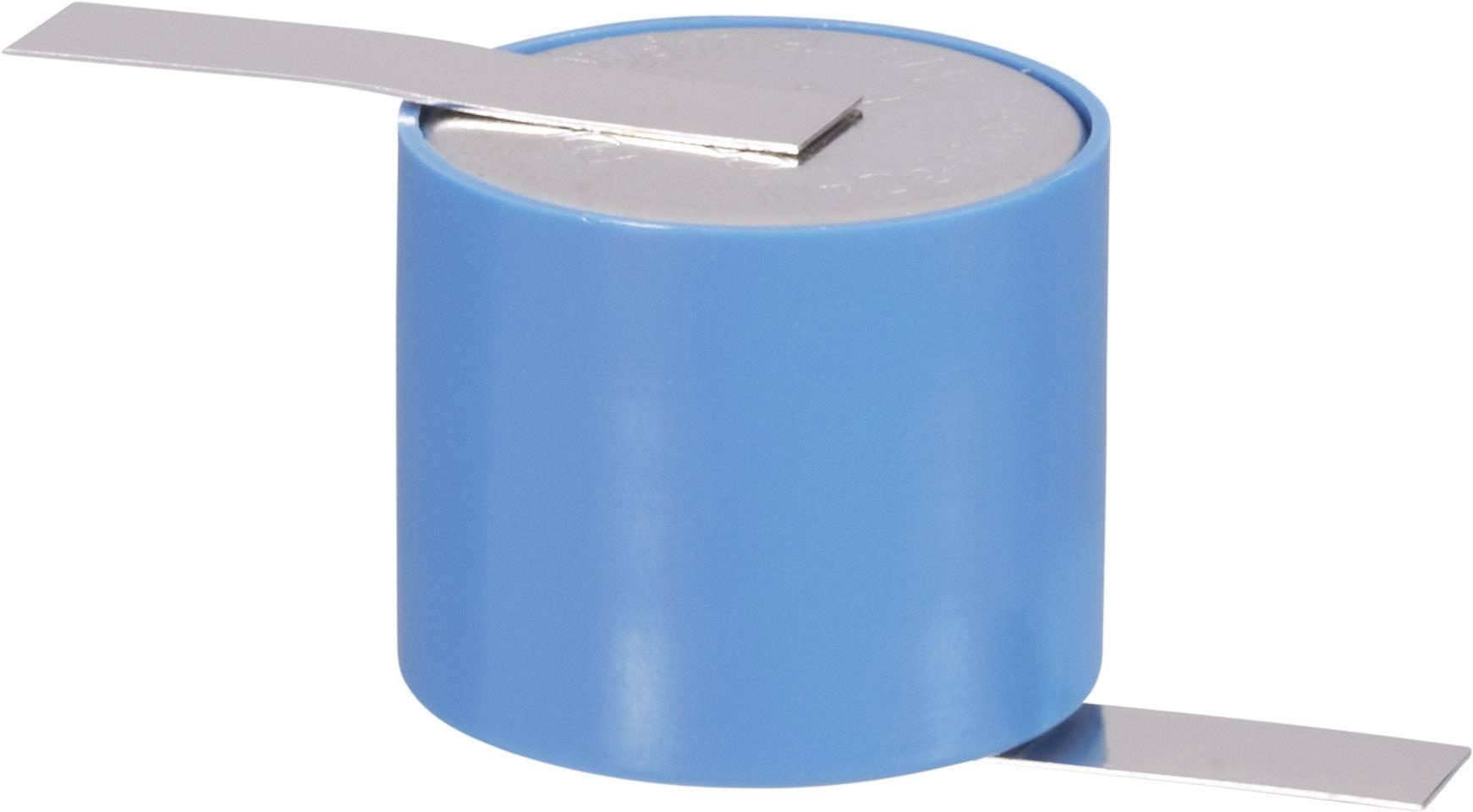 Knoflíková baterie s pájecími kontakty Varta CR 1/3 N LF, lithium