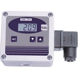 Měřič zbytkového kyslíku Greisinger Oxy 3690 602951, 0 - 100 %, externí senzor, kyslíkový měřicí přístroj, s funkcí měření teploty