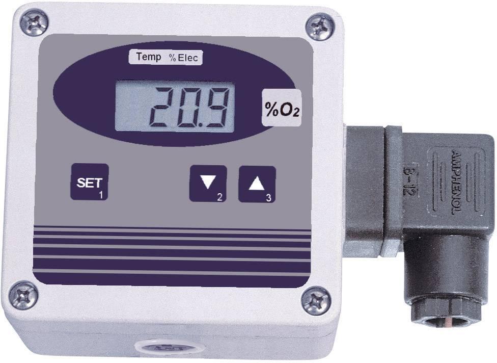 Měřič zbytkového kyslíku Greisinger Oxy 3690 602951, 0 - 100 %