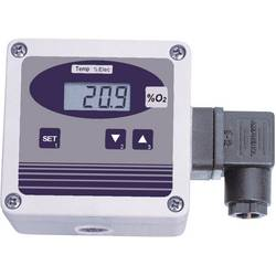Merač kyslíka Greisinger Oxy 3690 602951, 0 - 100 %, externý senzor, kyslíkový merací prístroj, s funkciou merania teploty
