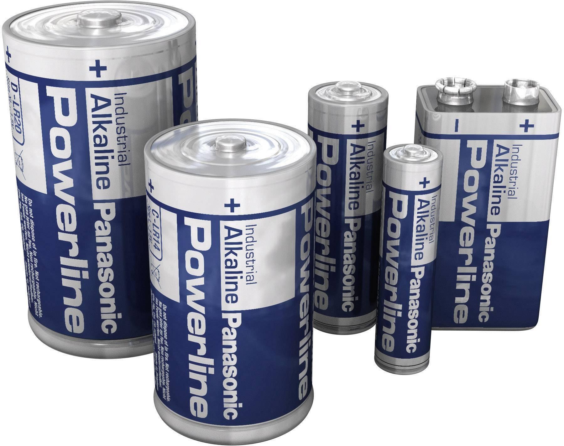Primární průmyslové baterie