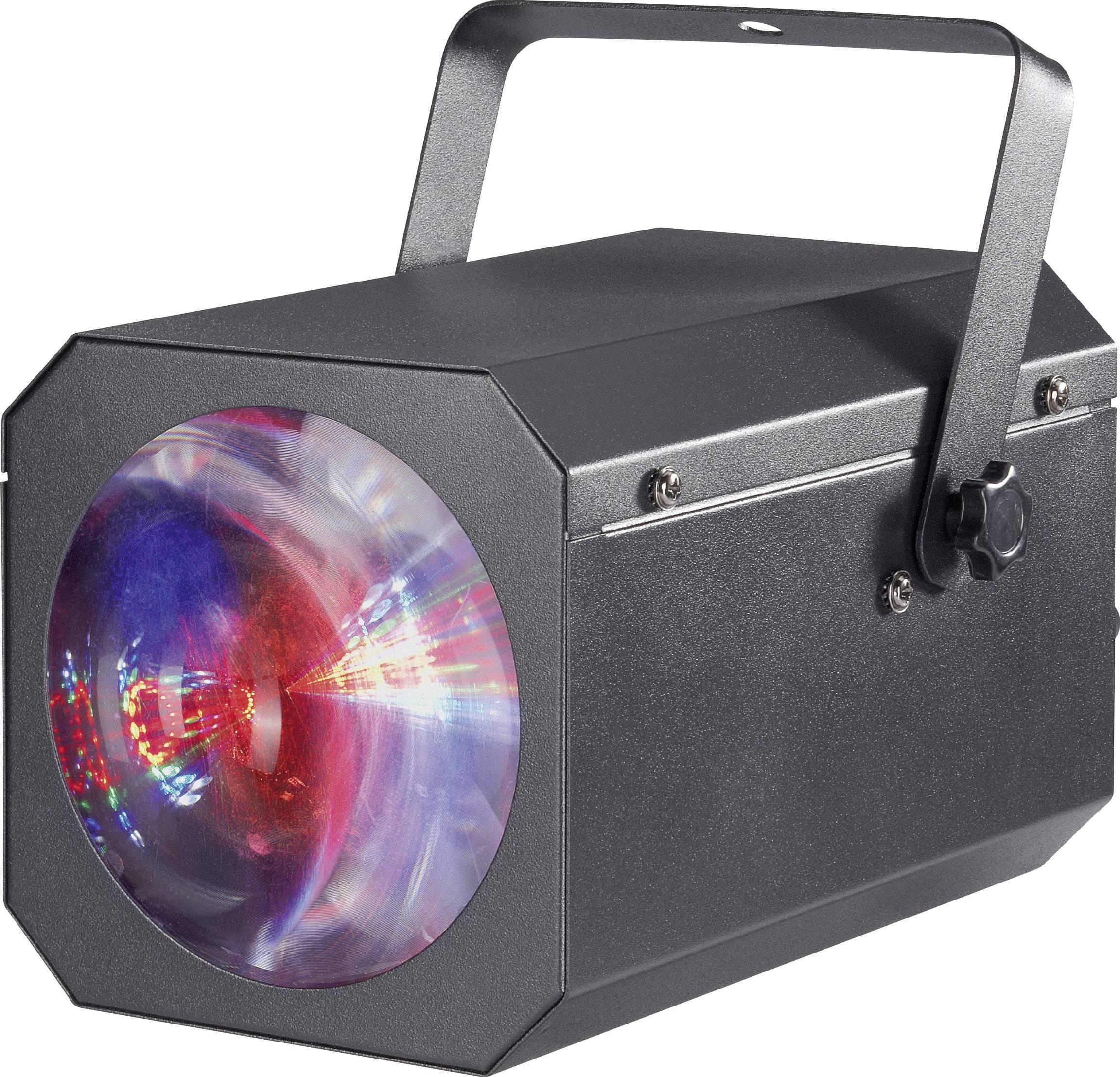 DMX LED efektový reflektor Mc Crypt DL-1114S DL-1114S, počet LED 64 x