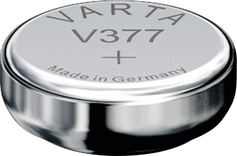 Gombíkové batérie (oxid striebra) 24 mAh