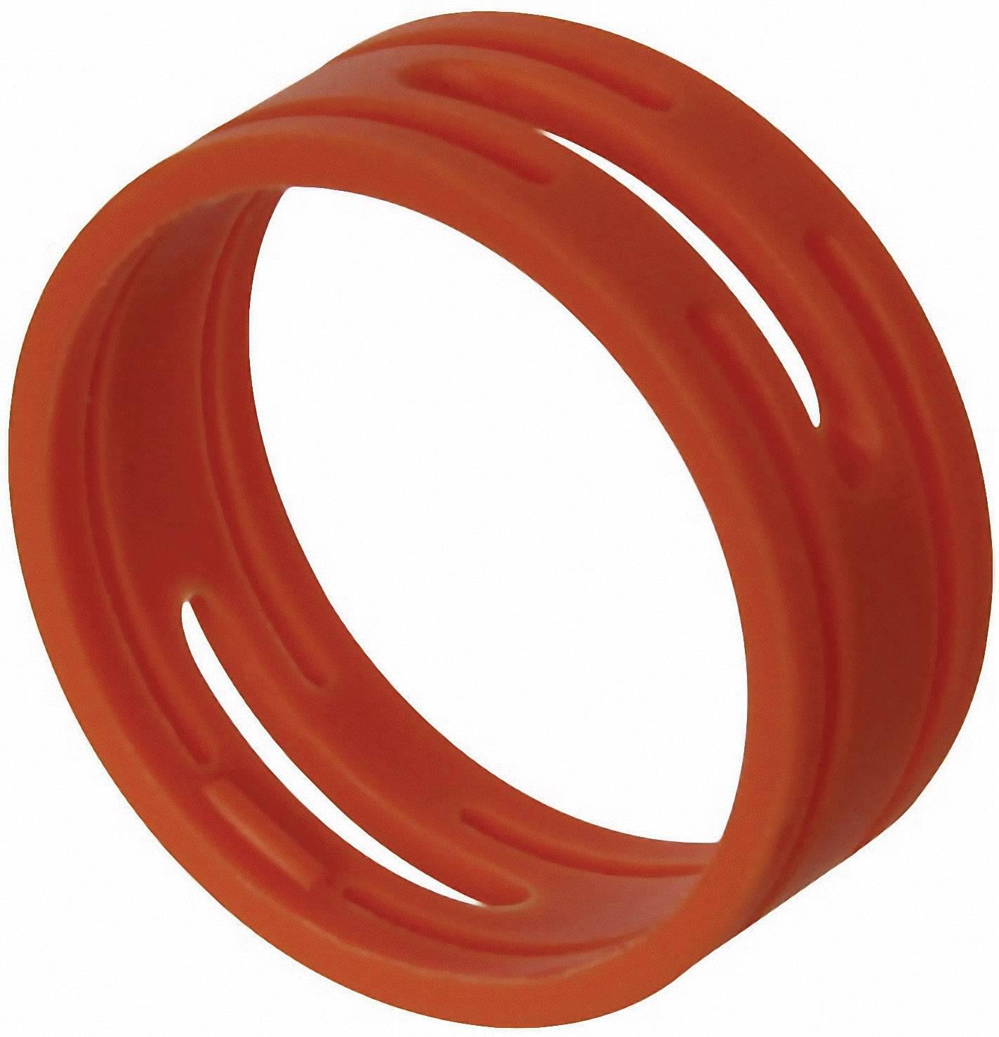 Kódovací kroužek Neutrik XXR-SET-2-CON, 10 ks, červená