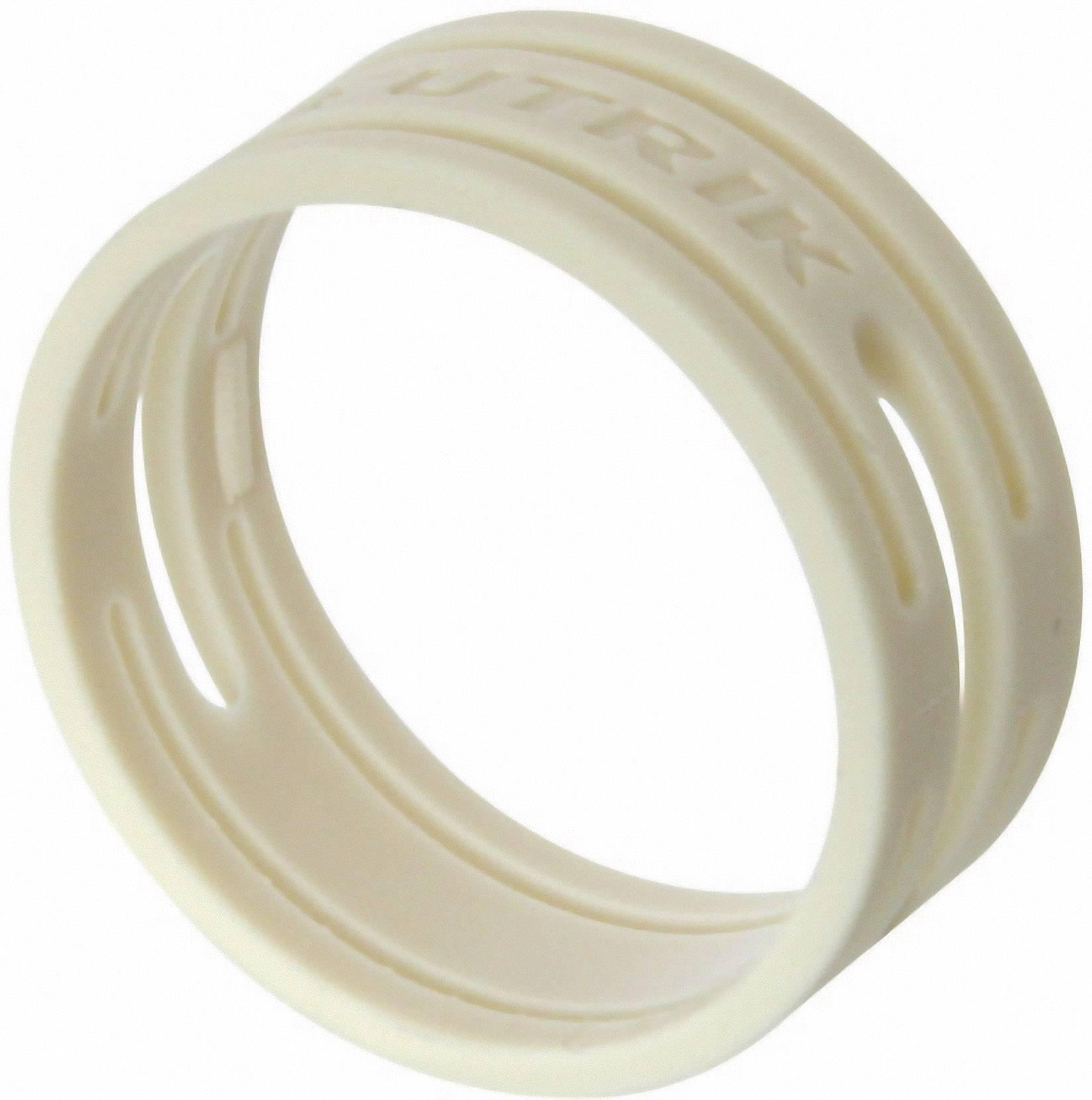 Kódovací kroužek Neutrik XXR-SET-9-CON, 10 ks, bílá