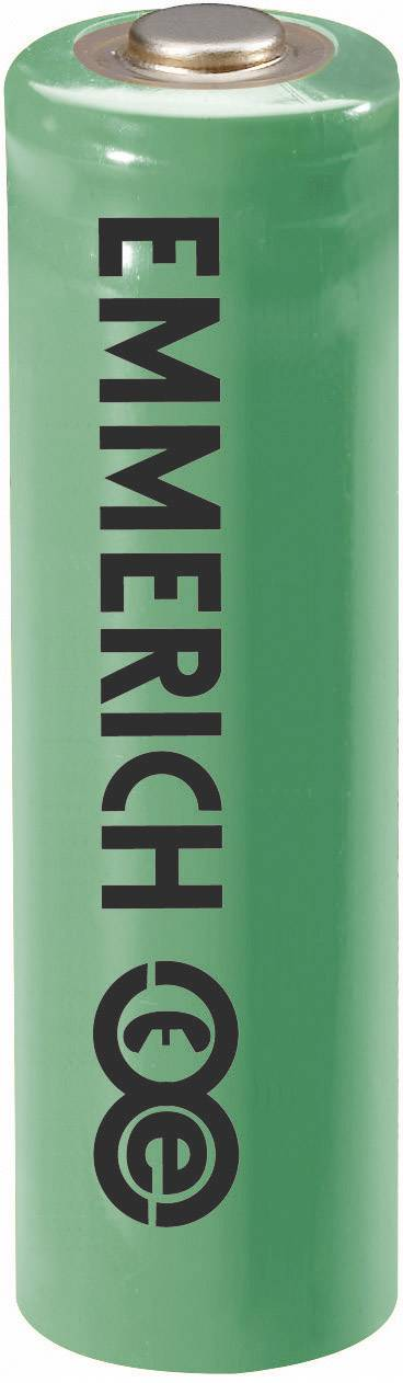 Špeciálny typ batérie mignon (AA) lítium, Emmerich ER 14505, 2400 mAh, 3.6 V, 1 ks