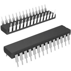 Mikrořadič Microchip Technology PIC16C72A-04/SP, SPDIP-28 , 8-Bit, 4 MHz, I/O 22