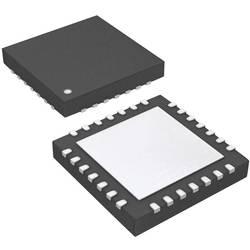 IO rozhranie - rozšírenie E-A Microchip Technology MCP23017-E/ML, POR, I²C, 1.7 MHz, QFN-28