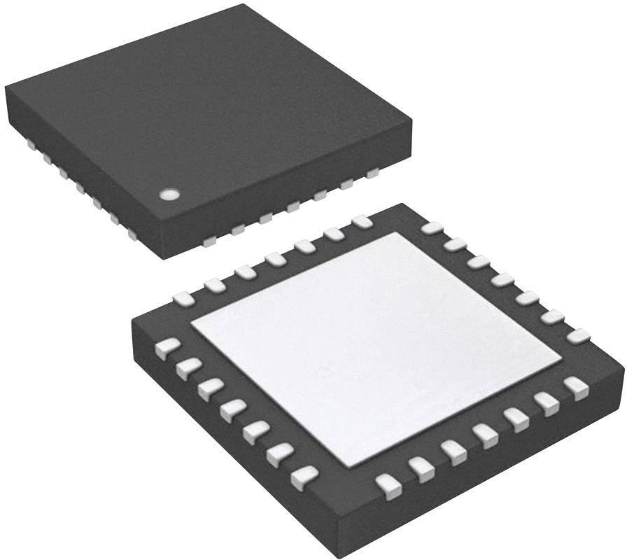 Mikroradič Microchip Technology PIC18F25K50-I/ML, QFN-28 (6x6), 8-Bit, 48 MHz, I/O 25