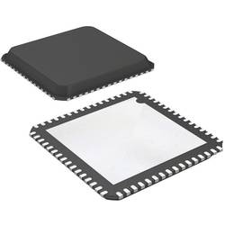 Mikrořadič Microchip Technology PIC32MX534F064H-I/MR, QFN-64 Exposed Pad , 32-Bit, 80 MHz, I/O 53