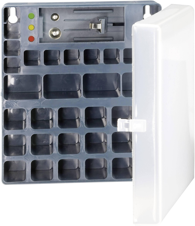 Conrad Energy box so skúšačkou na batérie