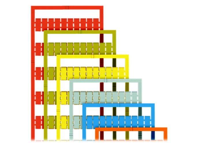 Mostík pre svorkovnice WAGO, WAGO 793-5501/000-017, 5 ks