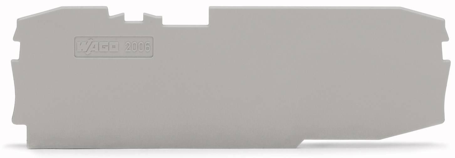 Mostík pre svorkovnice WAGO, WAGO 2006-1691, 1 mm x 32.9 mm , 100 ks