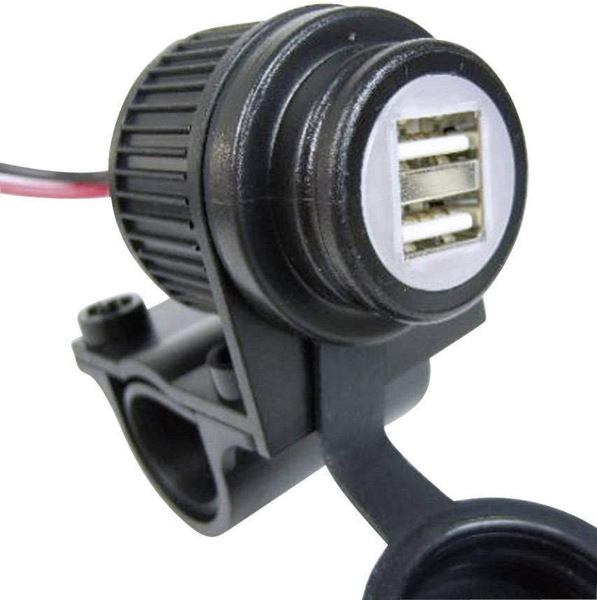 USB zásuvka pro motocykly Albrecht