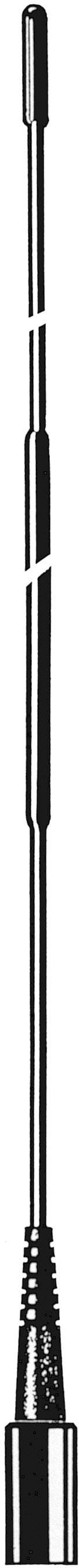 Albrecht 6577 Hyflex CL 27 BNC, Druh lambda sondy 1/4