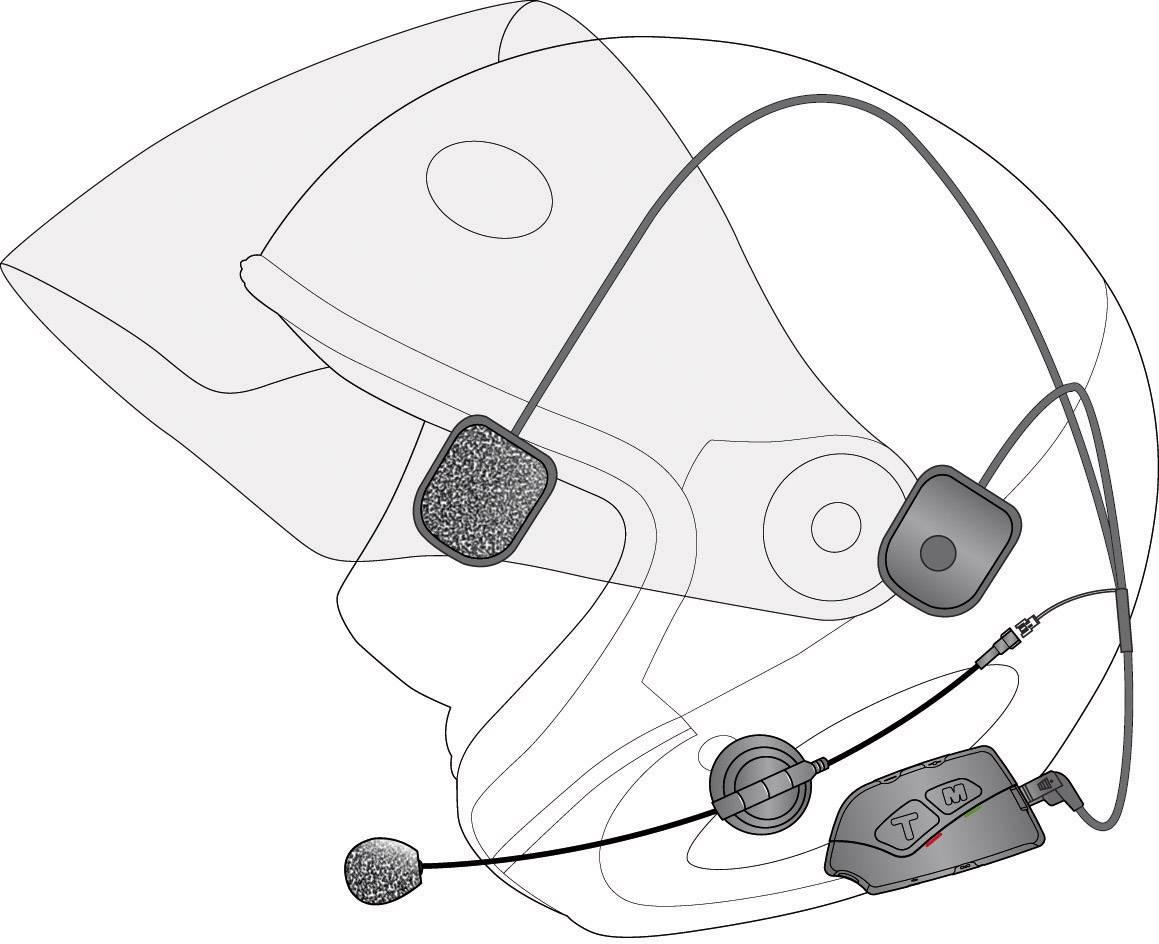 Bluetooth headset IMC BTS-300