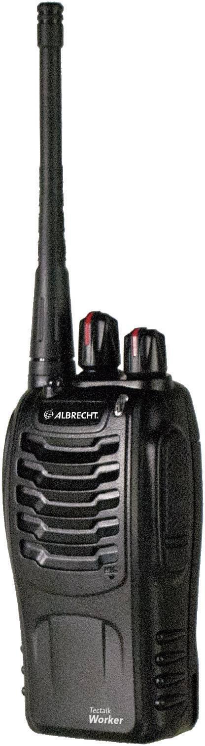 PMR rádiostanica Albrecht Tectalk Worker, 2 ks