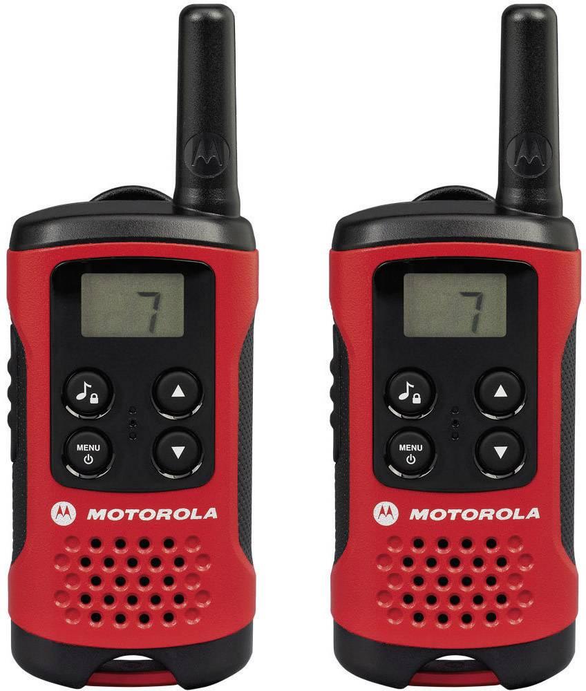 PMR rádiostanica Motorola TLKR T40, 2 ks