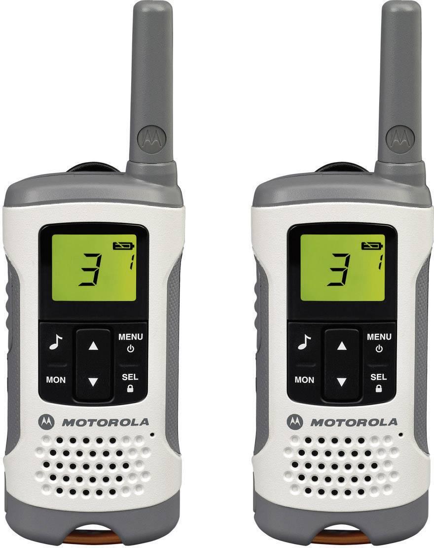 PMR rádiostanica Motorola TLKR T50, 2 ks