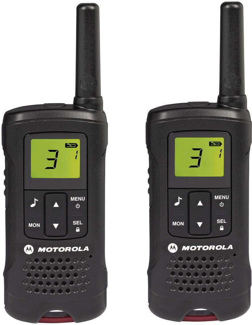 PMR vysielačky Motorola TLKR T60 sada 2 ks