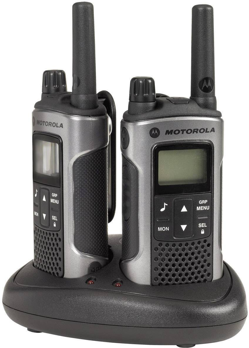 PMR rádiostanica/vysielačka Motorola TLKR T80 sada 2 ks