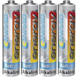 Sada 4 ks CONRAD ENERGY ALKALINE AAA