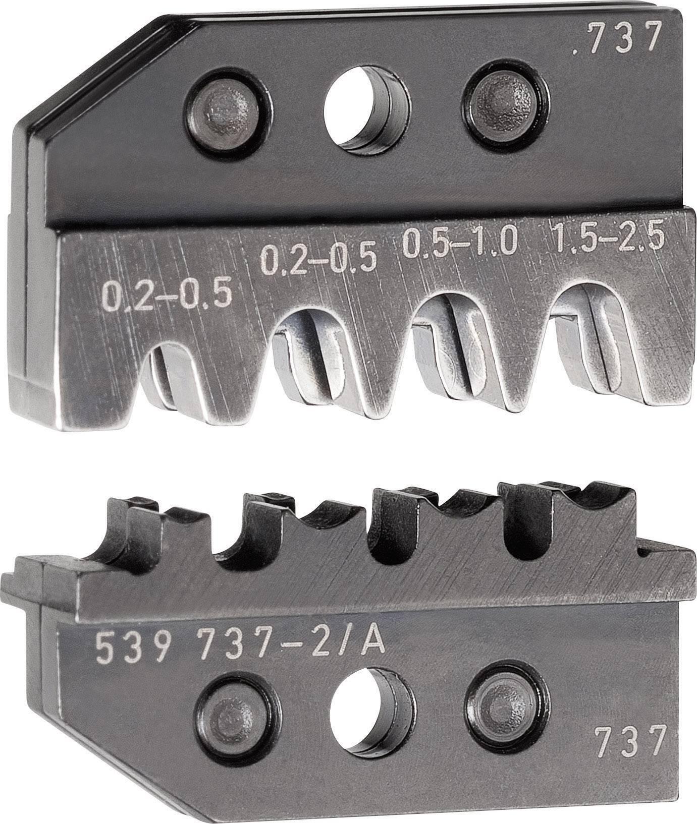 Matrice pro krimpovací kleště 0539635-1 539651-2 TE Connectivity J-P-T (539651-2)