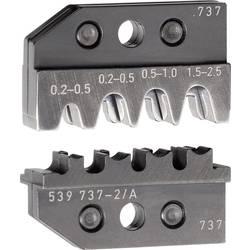 Matrice pro krimpovací kleště 0539635-1 539674-2 TE Connectivity 539737-2