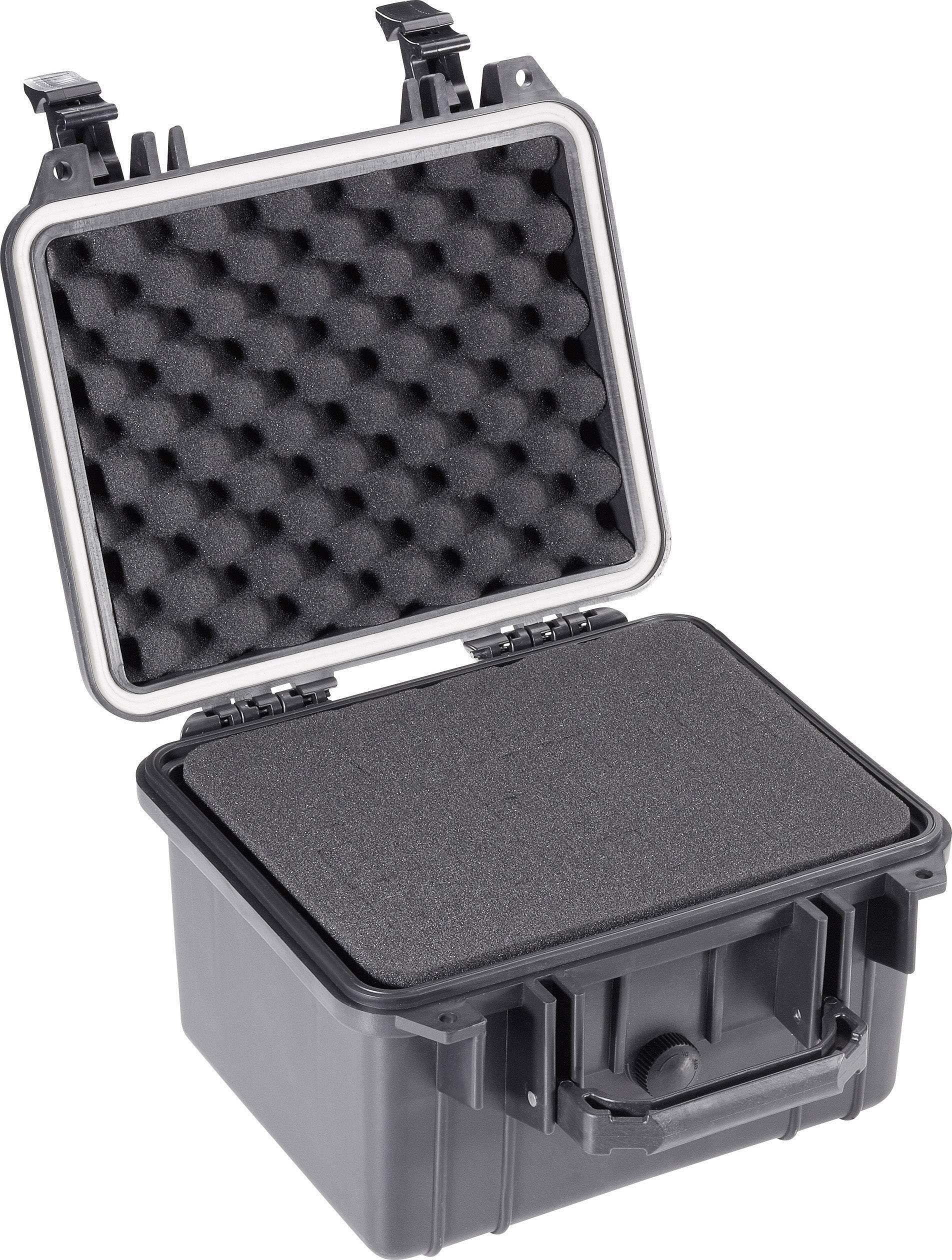 Outdoorový kufor basetech 658800, 260 x 245 x 175 mm