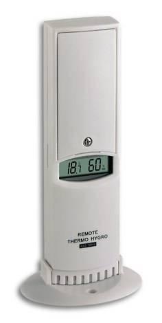 Dodatečný rádiový vysílač k HygroLogger TFA 30.3125 vhodný pro Měřič vlhkosti/teploty, 10 07 16