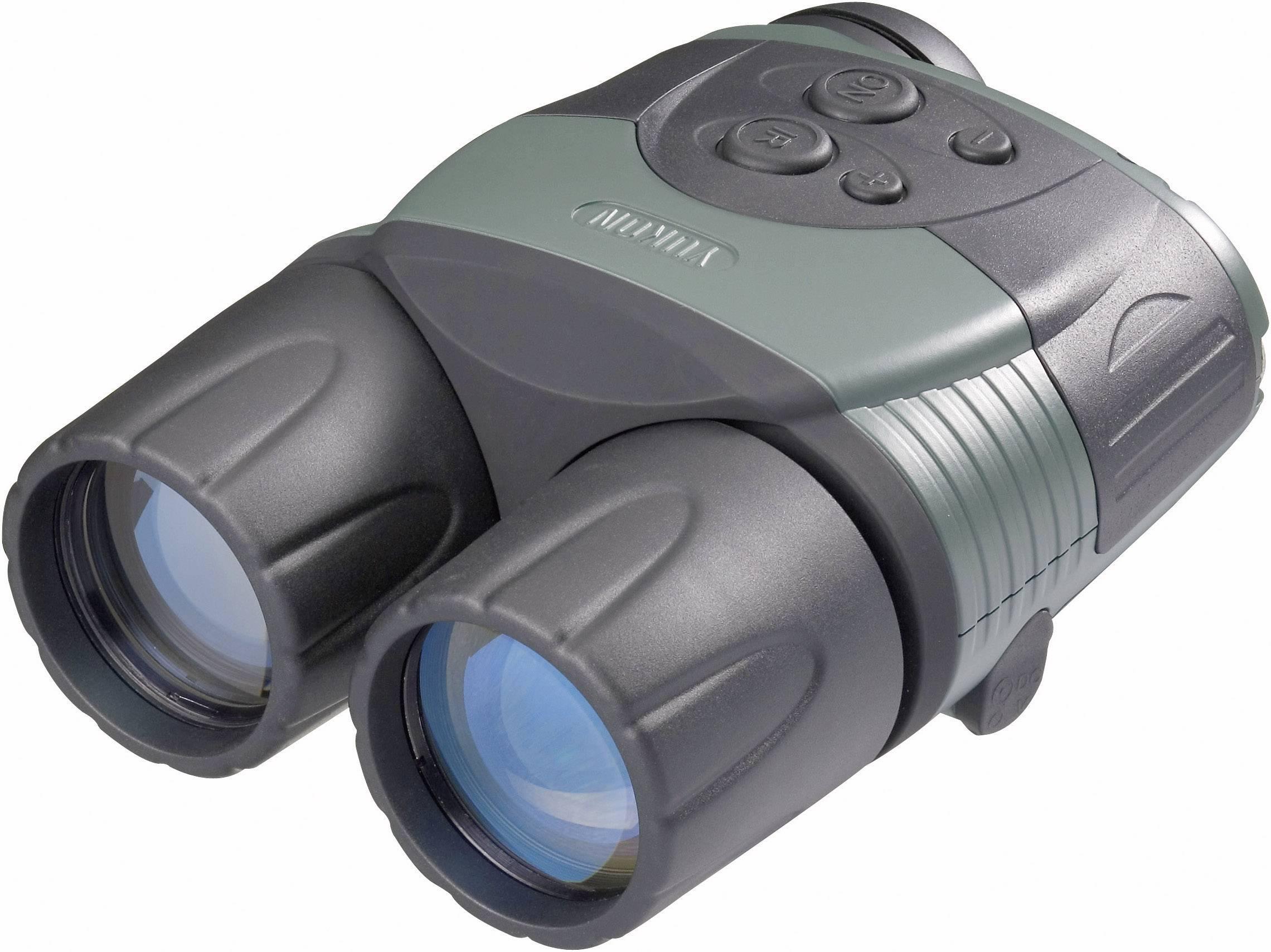 Termovize - zařízení pro noční vidění